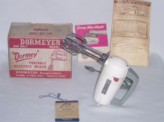 Electric Mixers Made In Usa ~ S dormey portable electric hand mixer