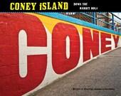 CONEY ISLAND Book -Down the Rabbit Hole