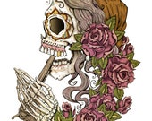 Art print - Suicide Sin