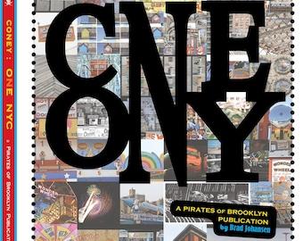 Coney OneNyc -Photo Book