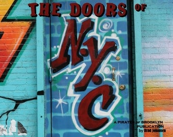 The Doors of NYC vol 1 softcover