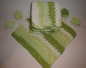 SALE - Washcloth Gift Set - WAS 20 NOW 10