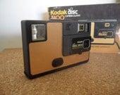 Vintage Kodak 3100 Disc Camera in Box