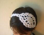 PDF Pattern- Crochet Pineapple Headband