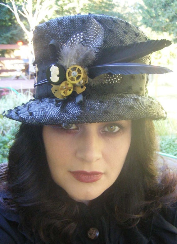 Black Hat for a Blue Girl