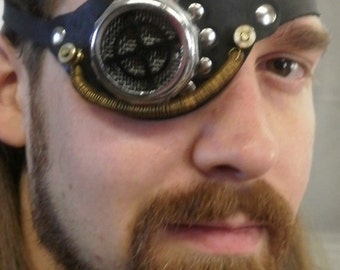 Airship Pirate Eyepatch-Monocle