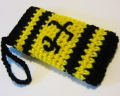 Harry Potter iPhone 4, 3Gs, 3G Cover - Hufflepuff