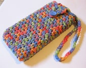 Super Soft Suede iPhone 4, 3Gs 3G Cover - Multicolor