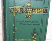 VICTORIAN Era Flower/GARDENING Book...Color Plates