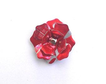 Coca Cola Ring Teen Girl Jewelry Tween  Jewelry  Teenage Girl Gift - Tween Gift Recycled Soda Can Jewelry Flash SALE Jewelry - R30