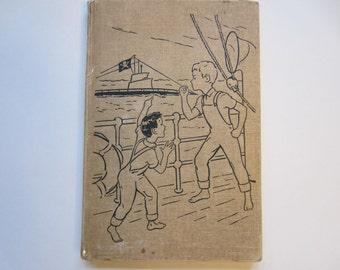 Augustus Saves a Ship, a Vintage Children's Book
