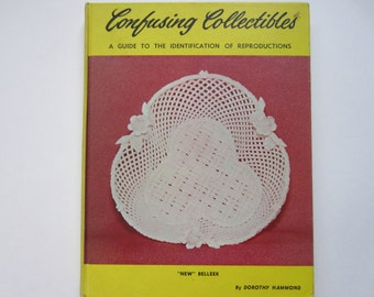 Confusing Collectibles, Vintage Book, Antique Identfication