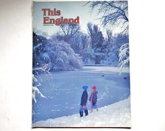 This England, Vintage Magazine