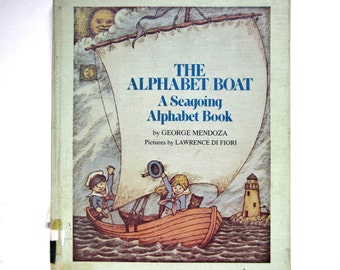 The Alphabet Boat, A Seagoing Alphabet Book