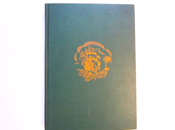RESERVED FOR LAURA The Romance of Discovery, a 1917 Vintage Children's Book