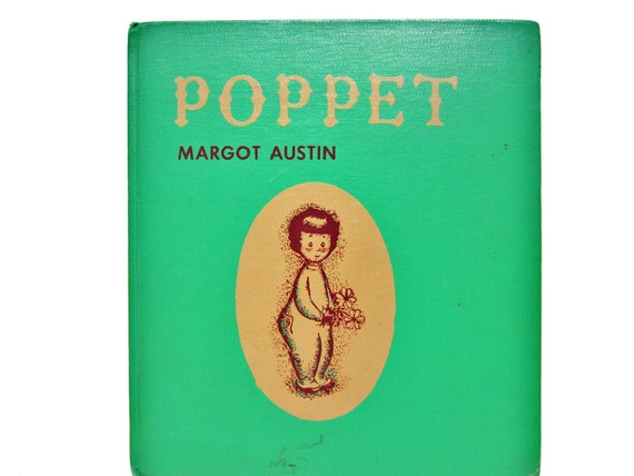 Poppet, a Vintage Children's Book, Collectible