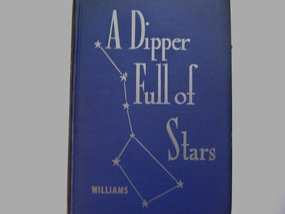 A Dipper Full of Stars, a Vintage Book