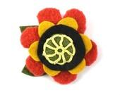 Pin -  Whimsical Flower 1
