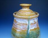 Tall Jar. Stoneware