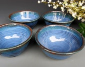 Small Blue Bowl