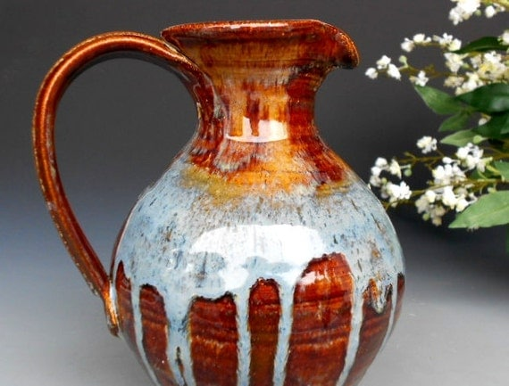 Flower Vase Pitcher