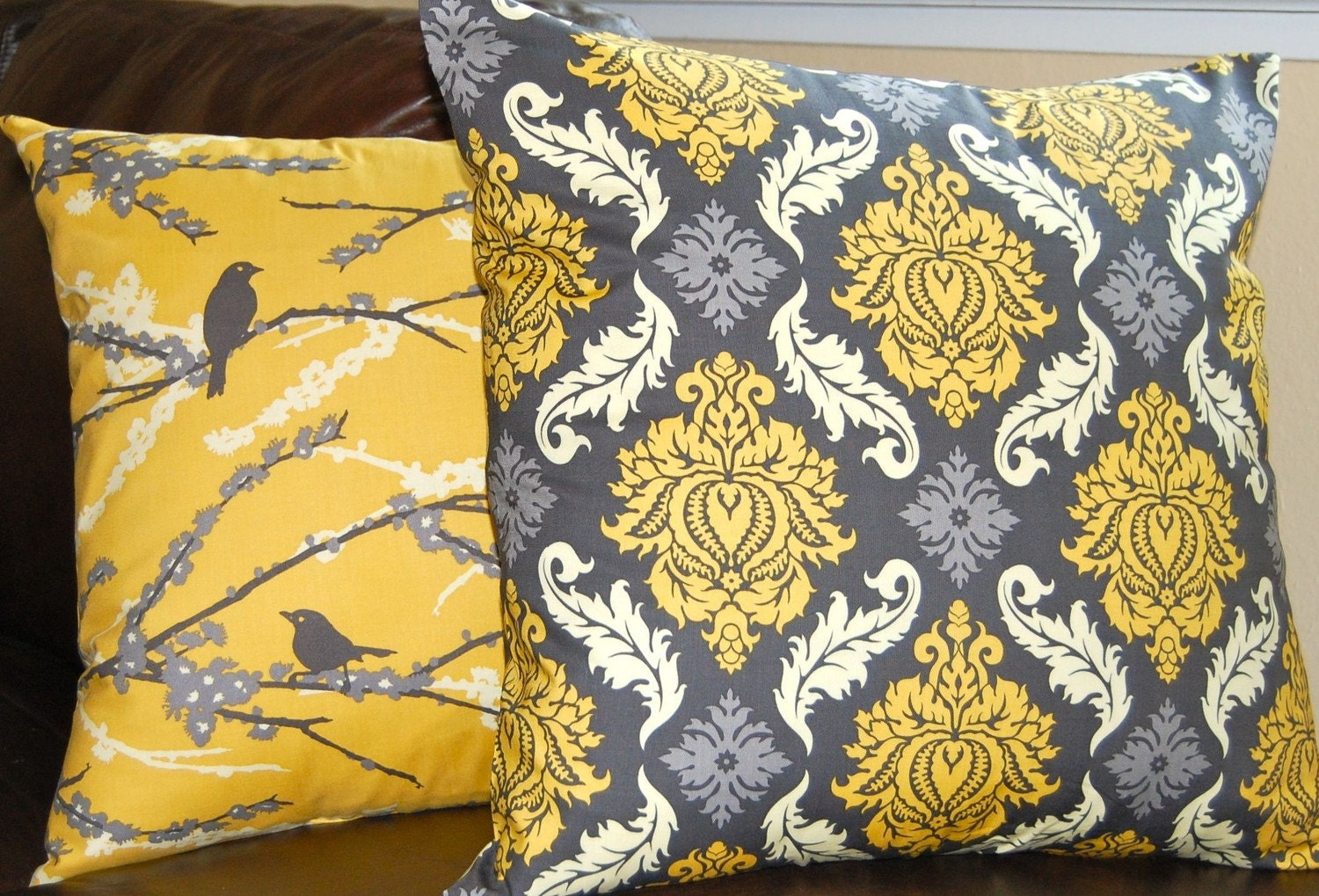 Combo Set Of Decorative Toss Pillow Covers Ready To Ship