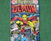 Buy The Demon First Issue Number 1 DC Comics