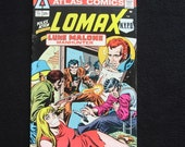 Buy Lomax NYPD First Issue Number 1 Atlas Comics 1975