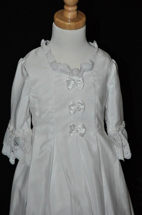 Paris Style Flower Girl Dresses For Size 4 - Wedding Dress Maker