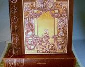 Book of Knowledge Journal w/Vintage Encyclopedia Image on Cover