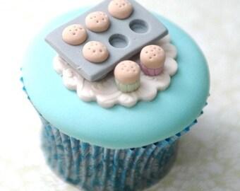 Baking Tray Cupcake PDF Tutorial