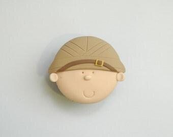 Jungle Safari Boy Cupcake Tutorial