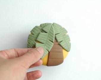 Jungle Tree Cupcake Tutorial