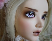 BJD eyes available in 12/14/16/18/20/22/24mm Violet Orchid made to order