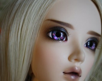 BJD eyes Doll eyes Hand made available in 12/14/16/18/20/22/24mm Sugar Rush made to order