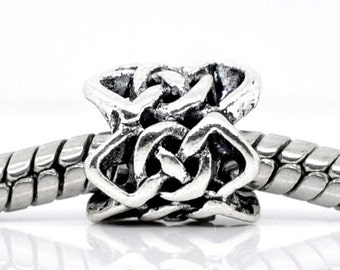 Special Order Browyn CELCTIC KNOT Pandora Style Charm
