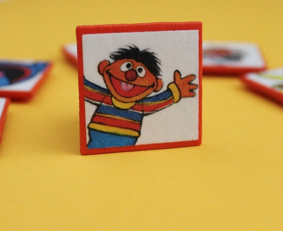 Sesame Street Magnet Set