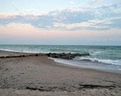 Edisto Beach Love 8x12 x 2 for Stephanie photograph by Miranda Wildman