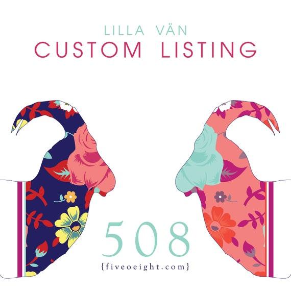Custom Listing for Marie - GREEN SUPER WHALE