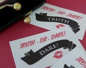The Bachelorette Printable Party Truth or Dare Cards