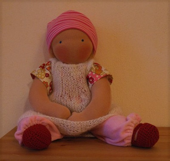Waldorf Baby Doll 18 inch - reserved for Rachelle