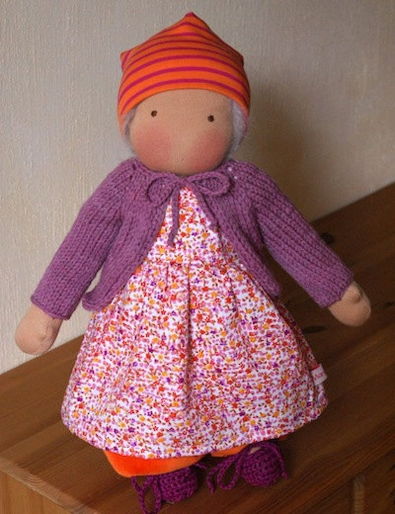 Mariengold Custom Order Doll 3rd Installment - reserved for audiocupcakes