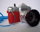 Vintage Camera Souvenir Toy Of Ireland