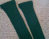 Forest Green Upcycled Leggies