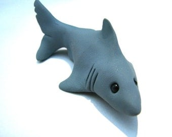 Mini Shark sculpture