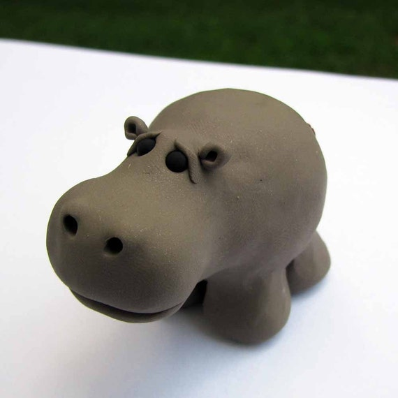 easy clay animals - photo #17