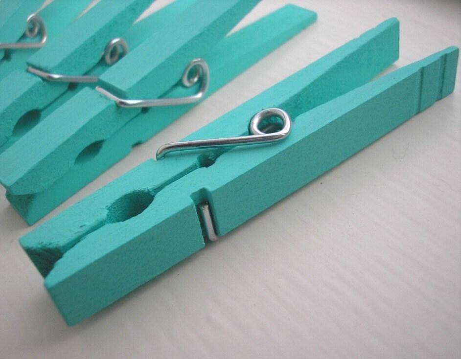 Tiffany Blue Pins By Prettyinpearlsshop On Etsy