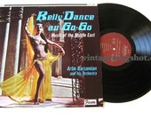 Belly Dance Au Go-Go VINYL LP RECORD Middle East Stereo