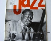 Reserved for Matt French Jazz Hot Magazine June 1961 Memphis Slim Cover