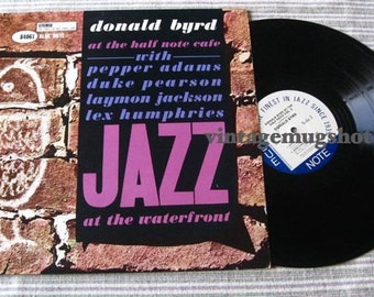 Blue Note Orig Donald Byrd LP VINYL Record JAZZ
